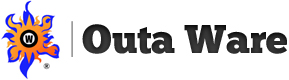 outa ware logo link to home page.
